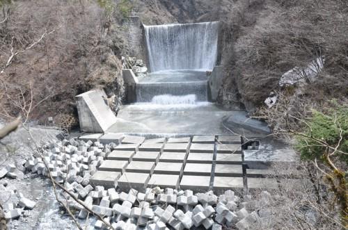 s-上蔵堰堤完成